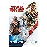 Hasbro Star Wars C1536ES0 - Episode 8 Chewbacca 3.75 Zoll Forcelink Figur, Actionfigur