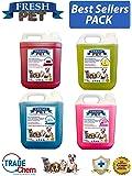 4 X 5L FRESH PET Kennel/Cattery Disinfectant, Cleaner, Deodoriser - BEST SELLERS