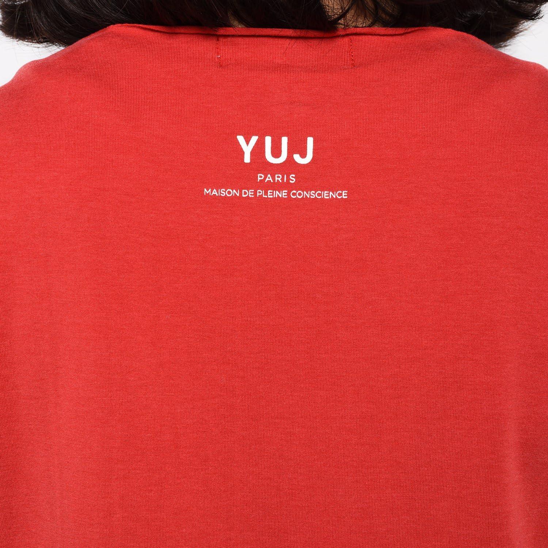 YUJ Yoga Lover Débardeur Femme, Rouge, FR : M (Taille