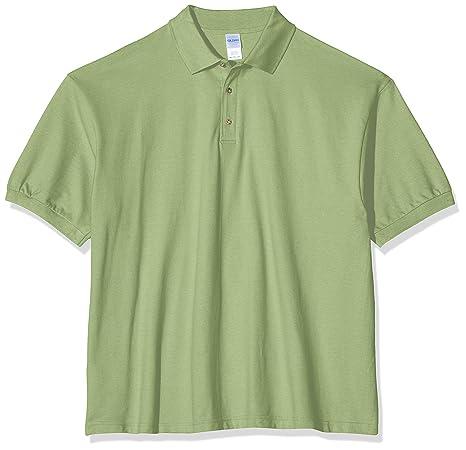 Gildan Ultra Cotton Adult Pique Polo Shirt Camisa Hombre: Amazon ...