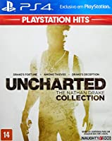 Uncharted The Drake Collection Hits - PlayStation 4