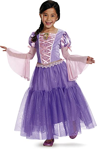 Disney Princess Rapunzel Deluxe Adult Costume by Disguise
