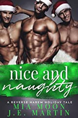Nice and Naughty (The Reverse Harem Diaries Book 4) Kindle Edition