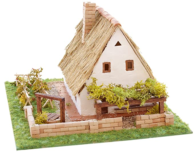 Amazon.com: KERANOVA Popular Housing 600 Pieces Barraca ...