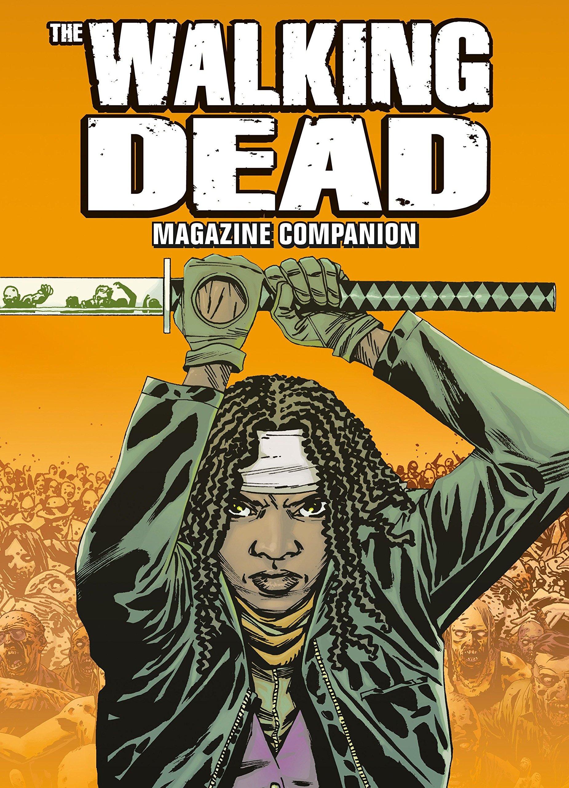 The Walking Dead Magazine Companion pdf