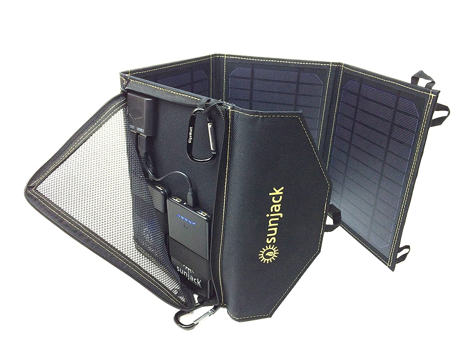 Top 5 Mid Size Solar Chargers Of 2016 Solar Products Pro