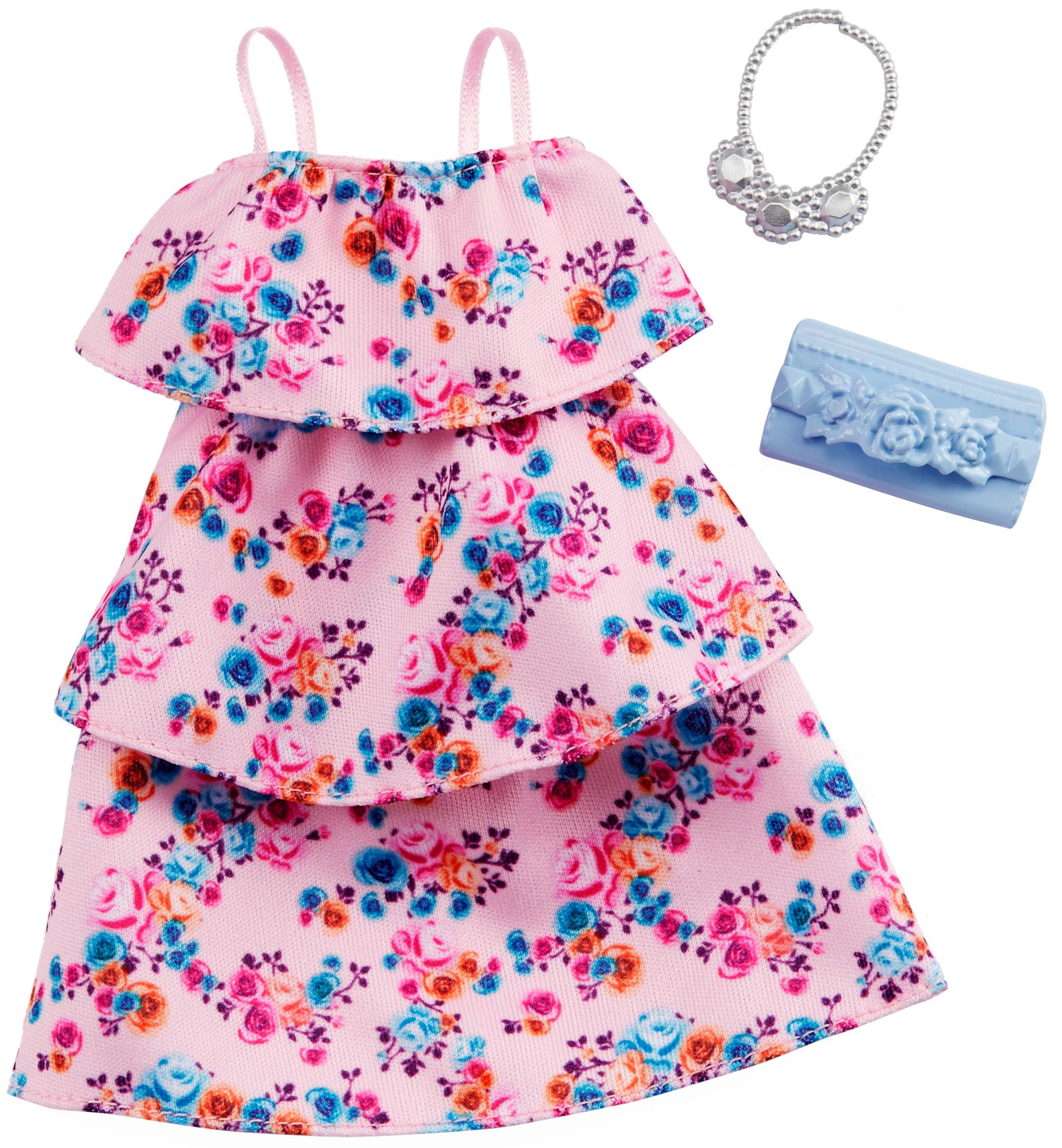 Barbie Clothes: 1 Outfit and 2 Accessories Dolls 5 Multicolor GHW78