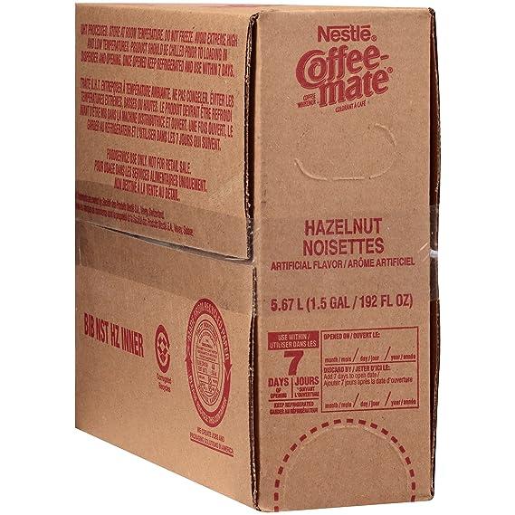 American Coffee Mate Hazelnut Creamer 425g Pack Of 1