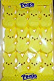 PEEPS Yellow Bunnies (2 Pack) 24 total