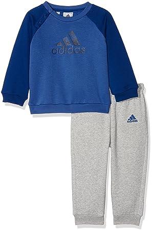 adidas I E Logo Jog FL Chándal, Unisex niños: Amazon.es: Deportes ...