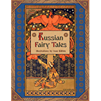 Russian Fairy Tales (Illustrated) (Robin Books Book 16) (English Edition)
