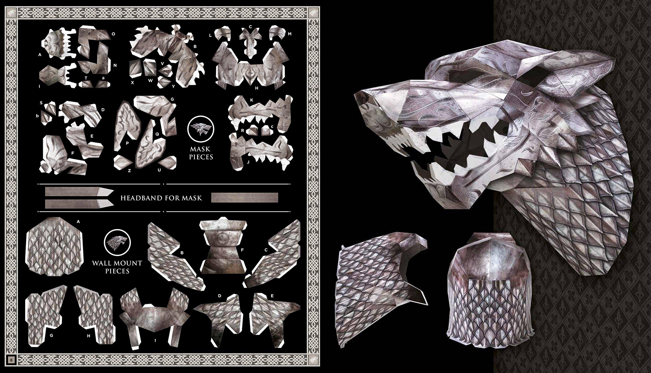 Game Of Thrones. The House Stark Direwolf: Amazon.es: Vv.Aa: Libros en idiomas extranjeros