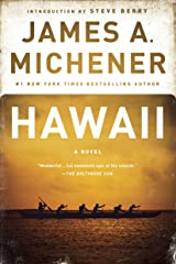 Hawaii: A Novel Kindle Edition