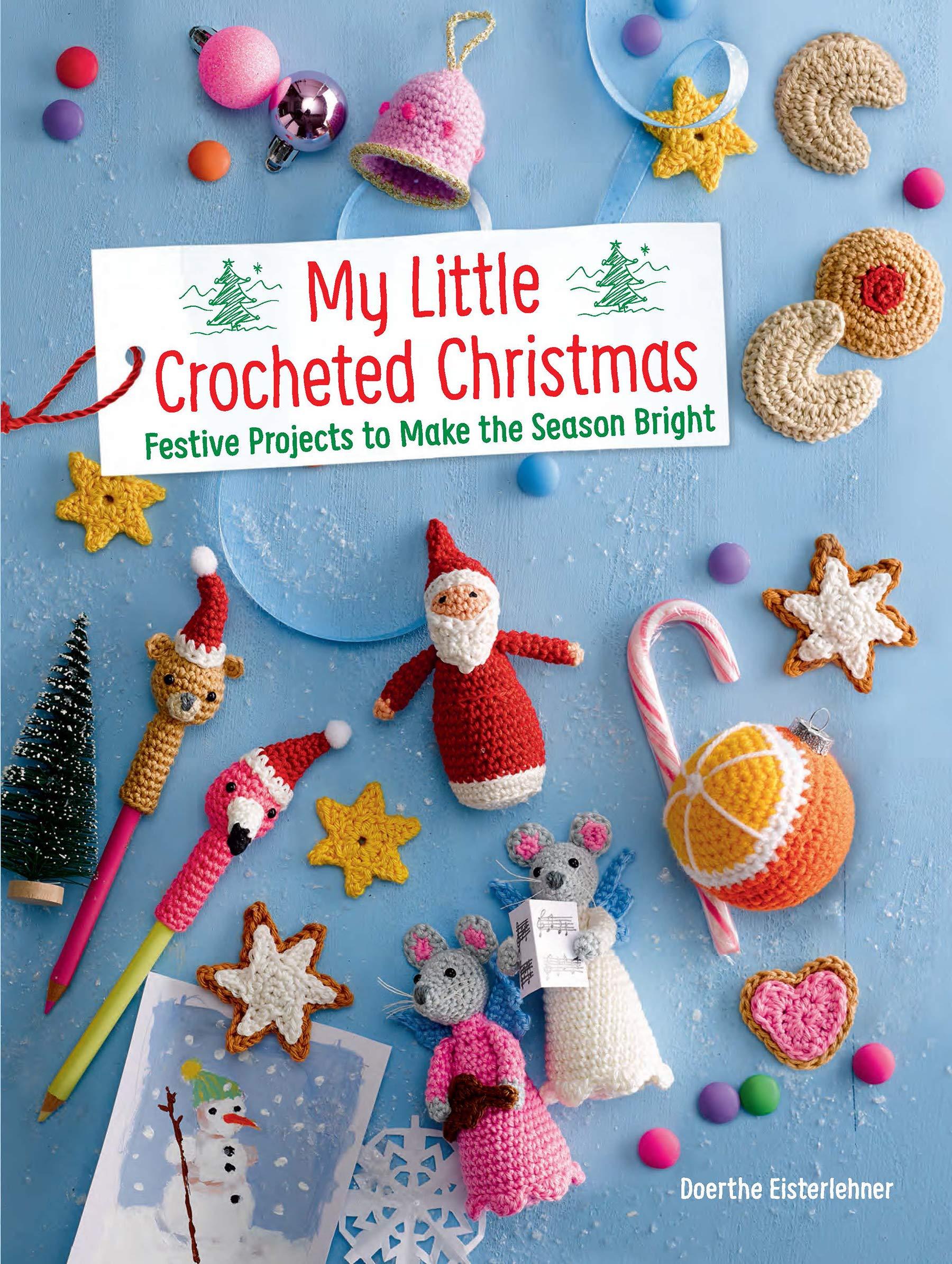 Crochet the Manger this Season - Free Pattern | Christmas crochet ... | 2389x1800