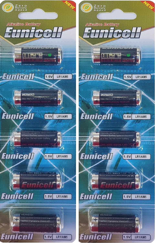 10 X Lr1 N Lady 1 5v Alkaline Batterie Am5 Um5 Elektronik