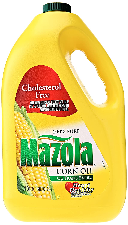 Mazola Corn Oil, 128 fl oz