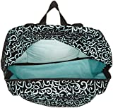 JanSport High Stakes Backpack Aqua Dash Water Lotus