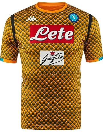 SSC Napoli Camiseta de portero visitante réplica