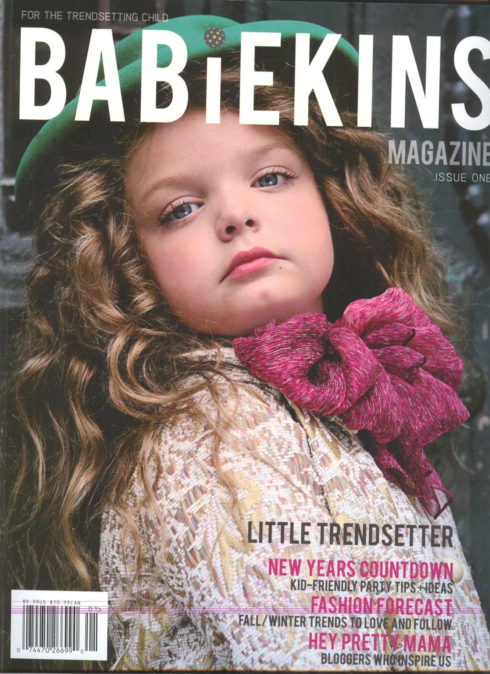 Download Babiekins Magazine (Volume # 1) ebook