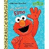 My Name Is Elmo (Sesame Street) (Little Golden Book)