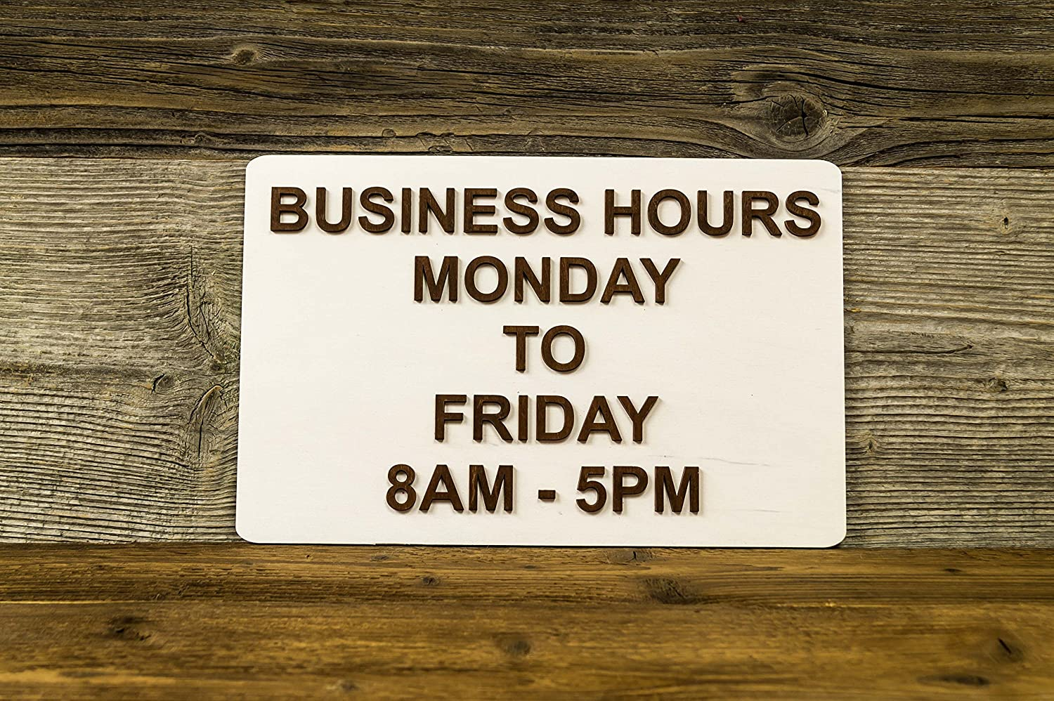 Business Hours Sign, Opening Hours, Office, Restaurant, Hotel, Bar, Toilet Plate, Plaque, Toilets Sign, Toilet, Cabin Sign