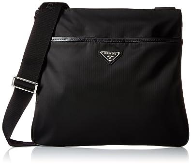 buy popular 357c3 65881 Amazon   [プラダ] PRADA メンズ 斜め掛けショルダー【並行輸入 ...