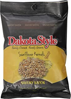 product image for Dakota Style Savory Bacon Sunflower Kernels, 8 Ounce (Pack of 12)