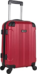 Kenneth Cole Reaction Out Of Bounds 20-Inch Carry-On Lightweight Durable Hardshell 4-Wheel Spinner Cabin Size Luggage