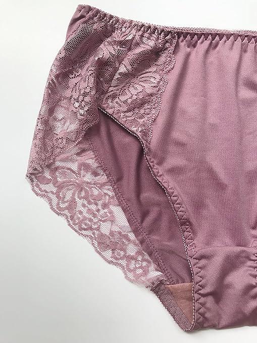 Farlenoyar Women Sexy Lace Milk Silk Smooth Summer Stretch Briefs Soft Underwear Panties at Amazon Womens Clothing store: