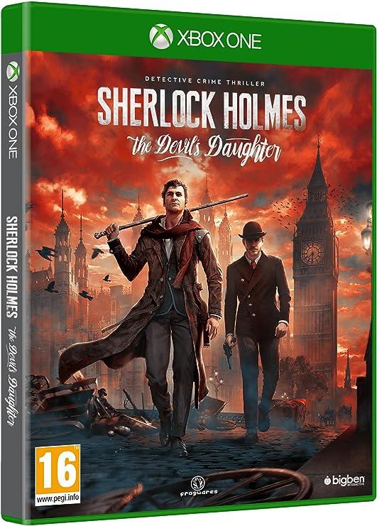 Sherlock Holmes: The Devils Daughter: Amazon.es: Videojuegos