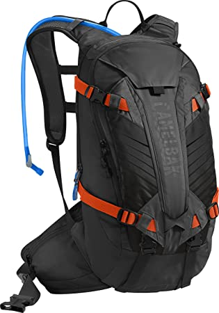 CamelBak k.u.d.u. 12 - Mochila de hidratación, Black/Laser Orange: Amazon.es: Deportes y aire libre