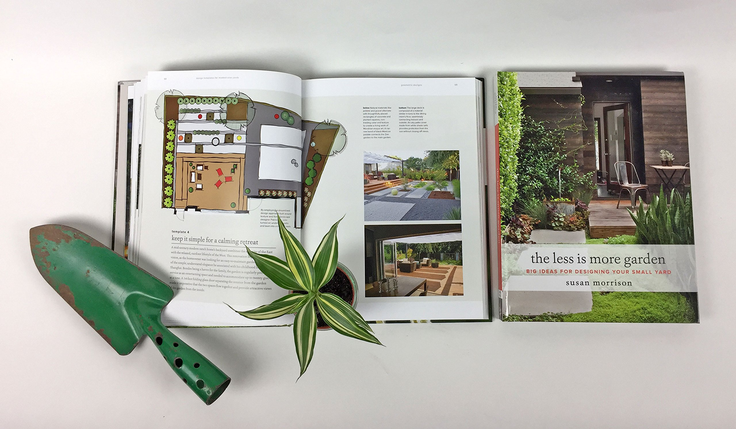 Awesome The Less Is More Garden: Big Ideas For Designing Your Small Yard: Susan  Morrison: 9781604697919: Amazon.com: Books