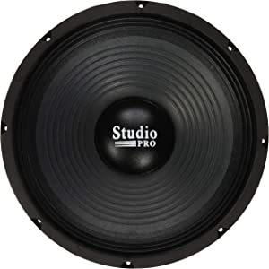Pyramid WH12 12-Inch 500 Watt High Power Paper Cone 8 Ohm Subwoofer