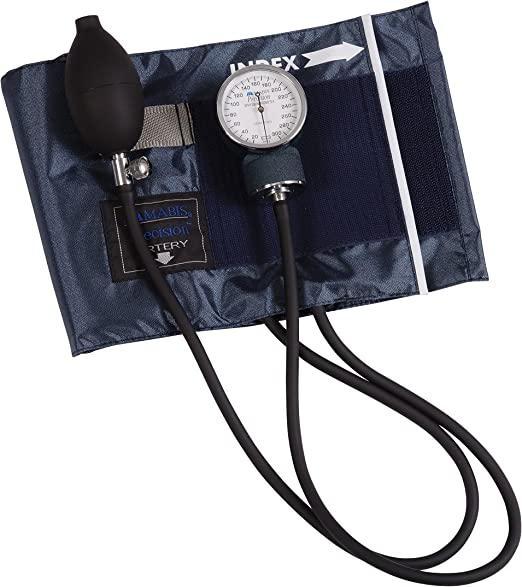 Lumi-Tronic III Sphygmomanometer in Storage Case Blood Pressure ...
