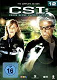 CSI: Crime Scene Investigation - Season 12 [6 DVDs]