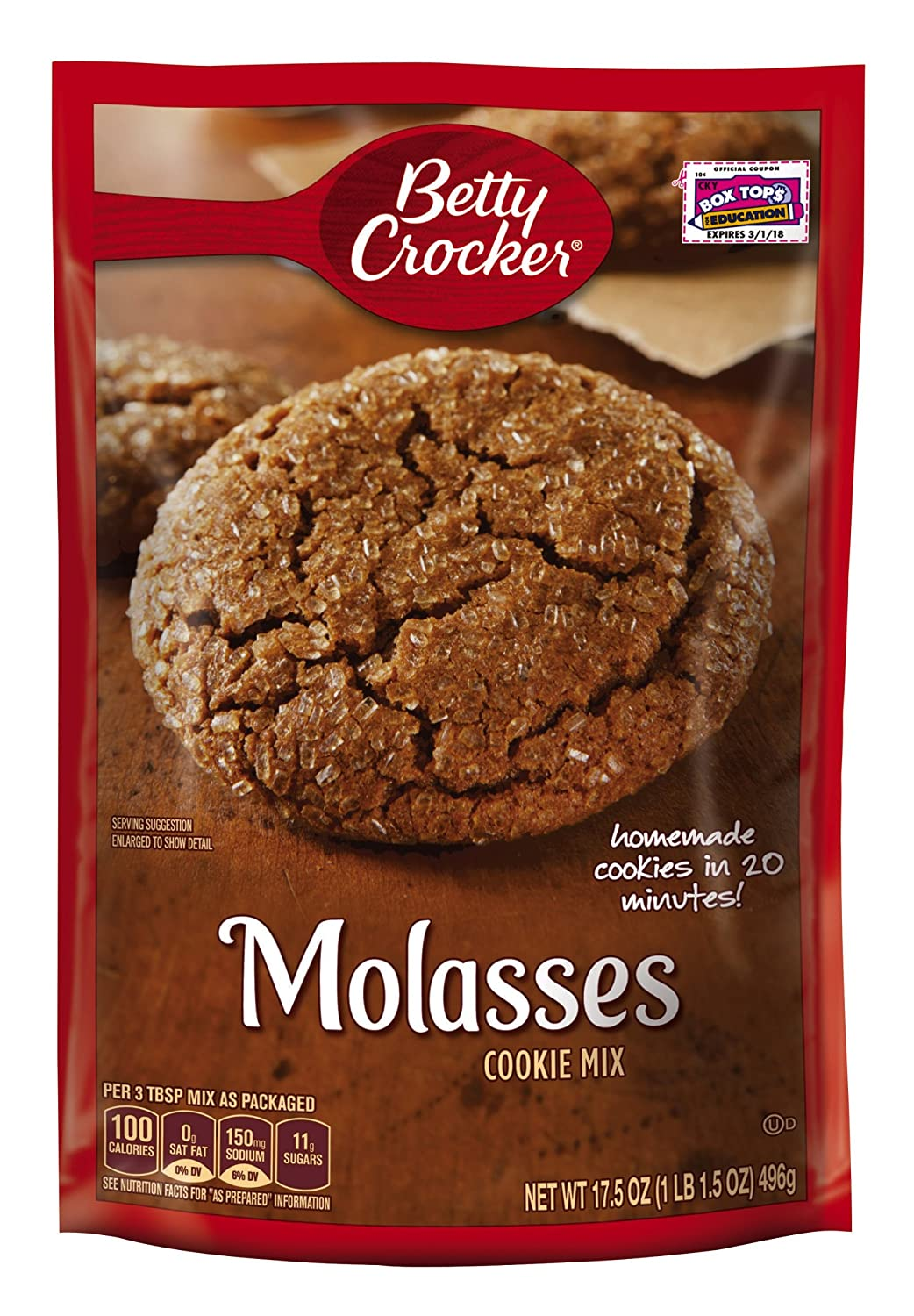 recipe: starbucks ginger molasses cookie nutrition facts [28]