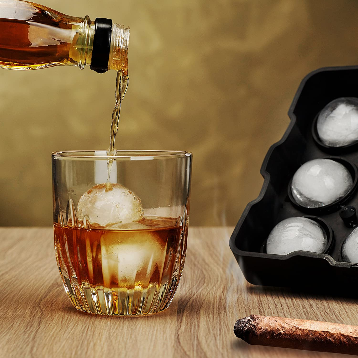 Premium Quality Ice Ball Maker...
