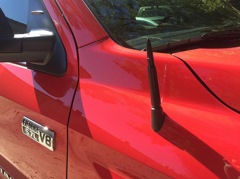 AntennaX 223 Cal Black Bullet 2.75-inch Ammo Antenna for Oldsmobile Bravada