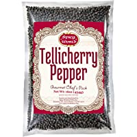 Deals on Spicy World Whole Black Peppercorns Tellicherry 16Oz