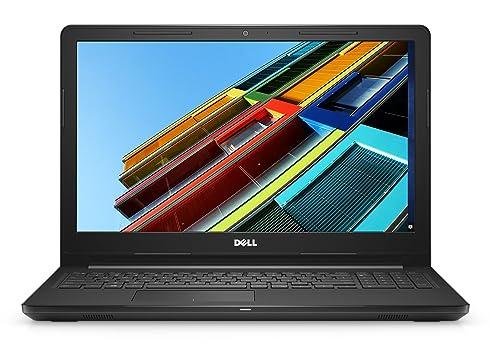 Dell Inspiron 15 3000 15.6-Inch Laptop (Matt Black) - (Intel Core i3, 8GB RAM, 1TB HDD, Windows 10)