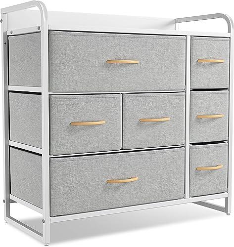 CubiCubi Dresser Organizer - a good cheap bedroom dresser
