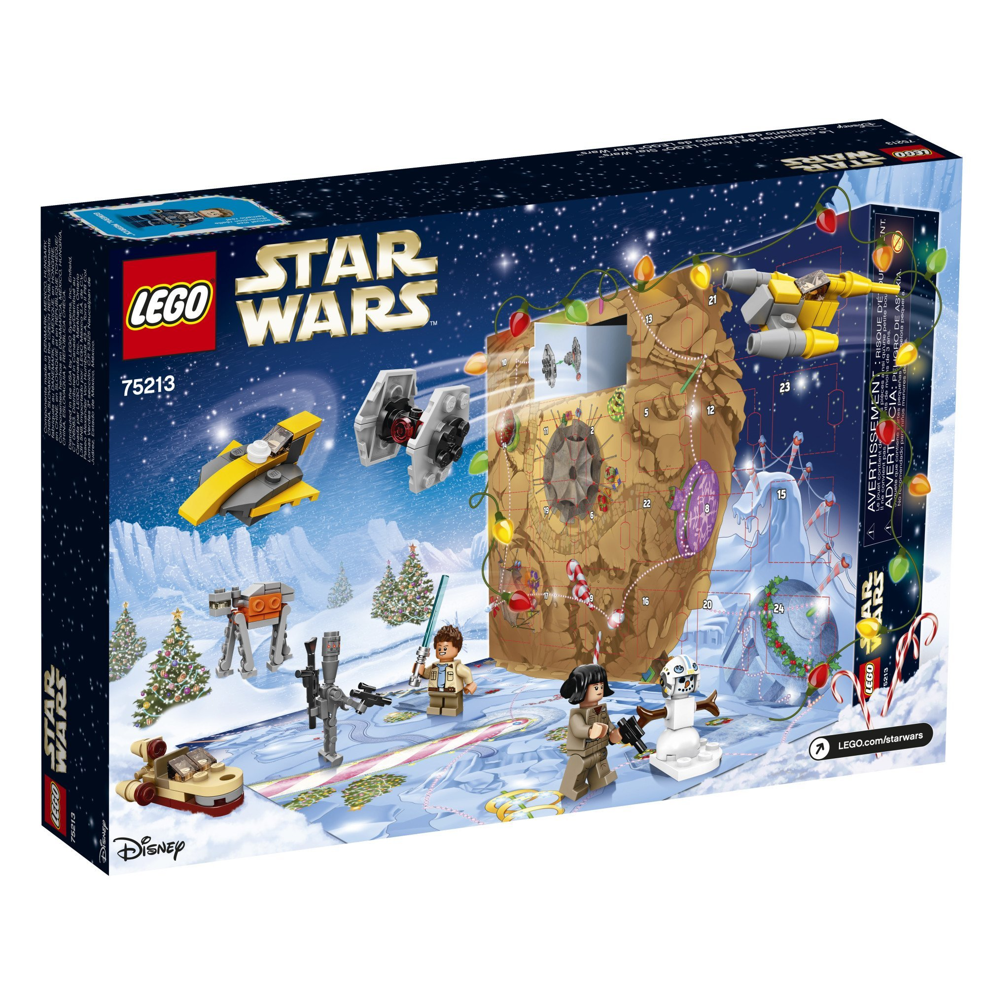Lego Advent Calendar Toymamashop