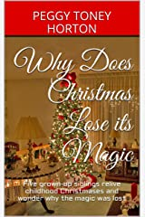 Why Does Christmas Lose its Magic? Kindle Edition