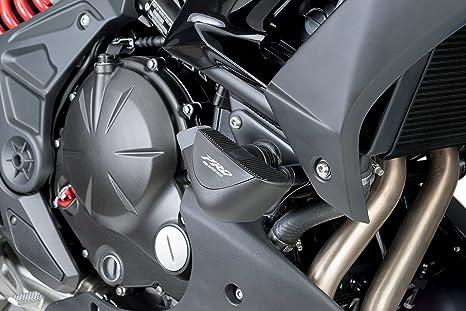 Versys 650 7714N : Protector R12 Kawasaki Versys 650 15 Color Negro Kawasaki PUIG 15