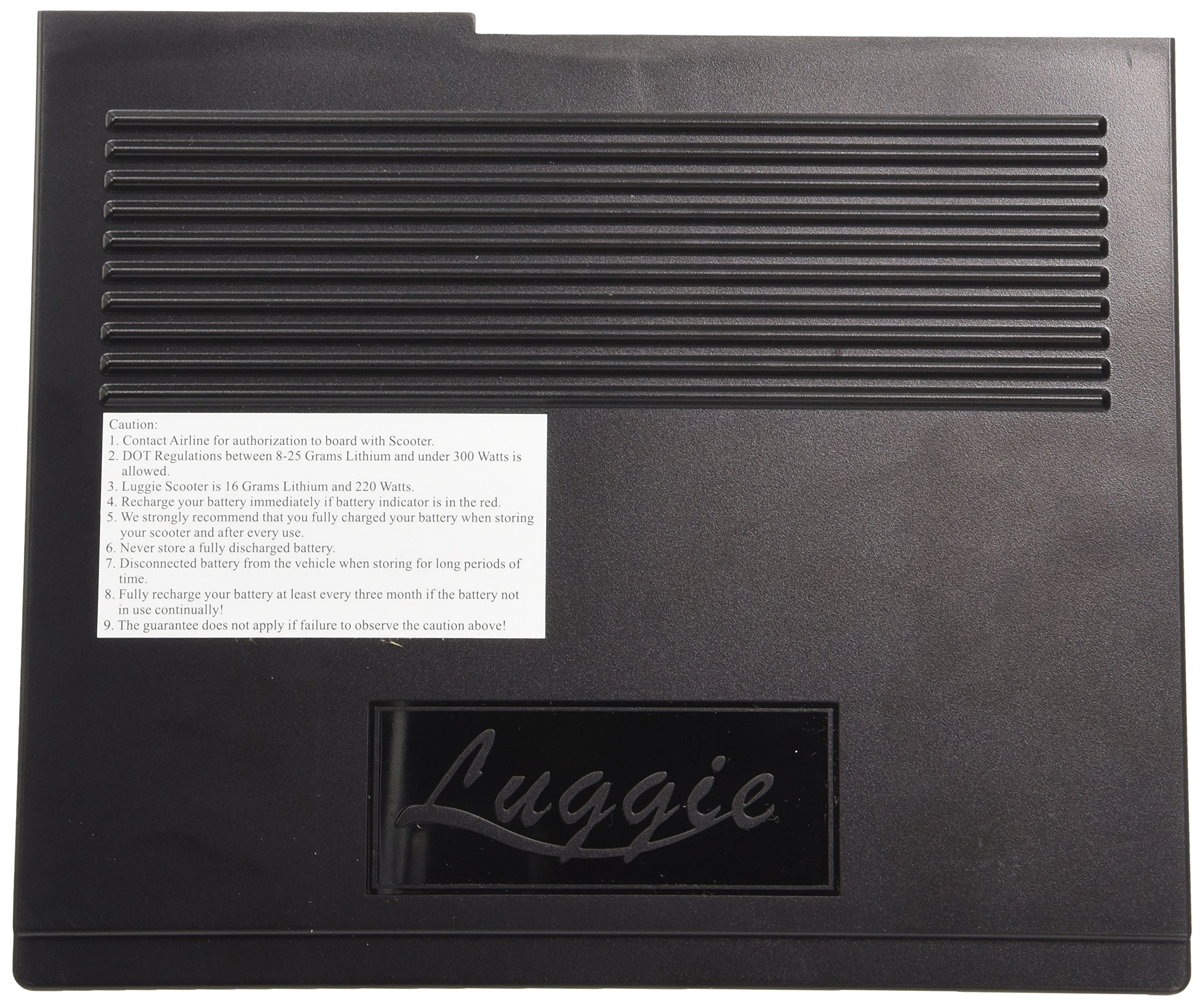 FreeRider USA PA04-A701-C Luggie Lithium Battery