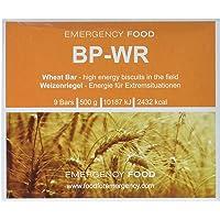 BP WR Emergency Food (ehemals BP5) - High Energy Biscuits, Extremlange Haltbarkeit bis über 35 Jahre