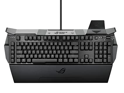 f85953ef9ba Image Unavailable. Image not available for. Color: ASUS ROG GK2000 Horus  RGB Mechanical Gaming Keyboard