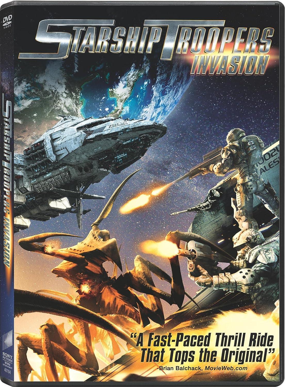 Amazon.com: Starship Troopers: Invasion: Shinji Aramaki, Joseph Chou, Inc.  Sola Digital Arts: Movies & TV