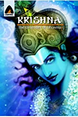 Krishna: Defender of Dharma: A Graphic Novel: 8 (Campfire Graphic Novels) Paperback
