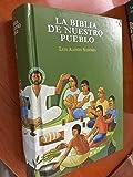 Spanish Christian Community Bible with Study Notes GREEN 29th Edition / La Biblia de Nuestro Pueblo / Biblia Del Peregrino America Latina / Thumb Indexed / Catholic Pastoral Study Notes